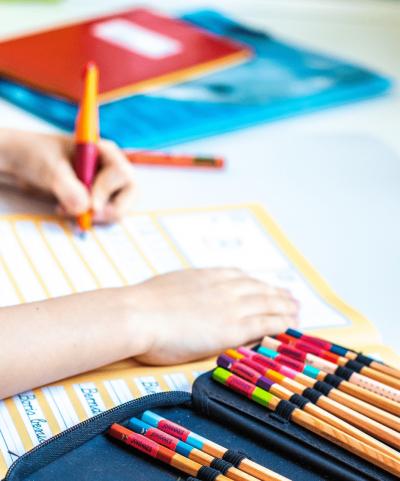 Nouvelle année, nouvelles résolutions - ce que nous avons changé dans la chambre des enfants depuis le début de l'année.